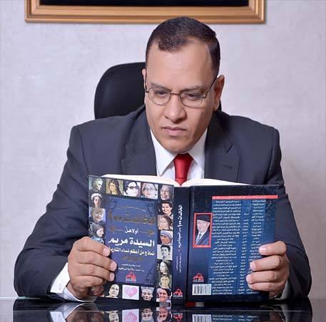 لقاء مع مرشح الرئاسة محمود رمضان الجزء الثالث