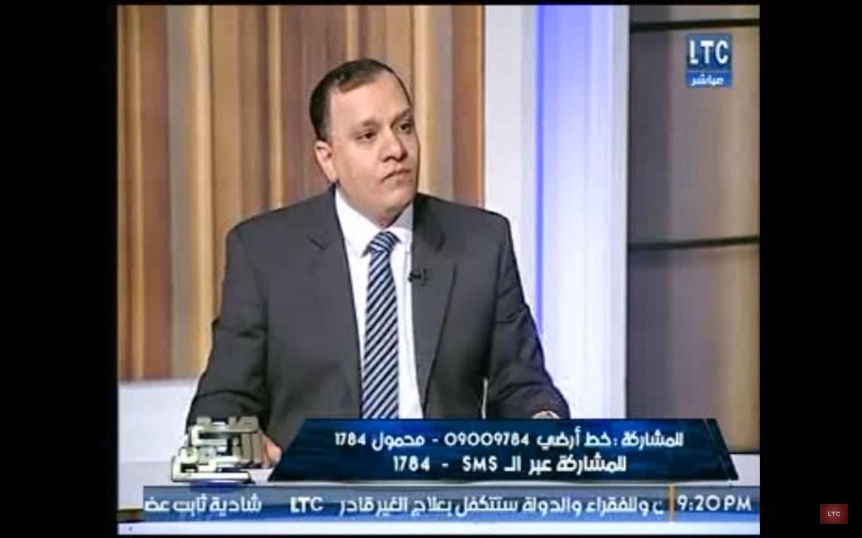 برنامج صح النوم ولقاء المرشح المحتمل للرئاسة محمود رمضان